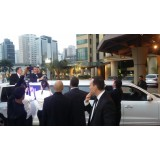 Aluguel limousine quanto custa na Vila Suiça