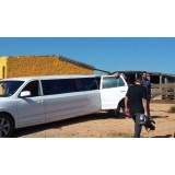 Aluguel limousine valor acessível no Jardim Campo Grande