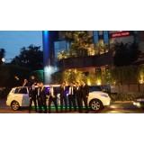 Aluguel limousine valor na Vila Aurea