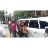 Aluguel limousine valor no Jardim Itapoan