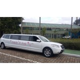 Aniversário em limousine menor preço na Vila Monte Santo