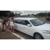 Aniversário em limousine menor preço no Conjunto Promorar Rio Claro