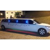 Aniversário em limousine onde contratar no Capelinha