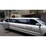 Aniversário em limousine onde encontrar em Aricanduva