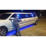 Aniversário em limousine onde encontrar no Jardim Jussara