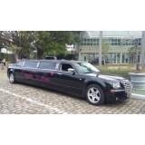 Aniversário em limousine preço acessível na Chácara Seis de Outubro