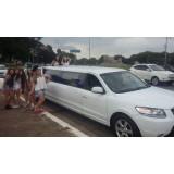 Aniversário em limousine valor acessível na Vila Aurea