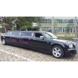 Aniversário em limousine valor acessível na Vila Basileia