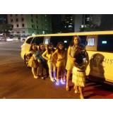 aniversário infantil na limousine quanto custa na Vila Portela