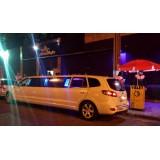 Comprar limousine de luxo na Vila Morro Grande