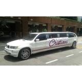 Comprar limousine de luxo no Jardim Gilda Maria