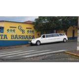 Comprar limousine de luxo onde encontrar loja na Vila São Francisco