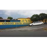 Comprar limousine de luxo onde localizar loja na Vila Marina