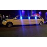 Comprar limousine de luxo quanto custa no Jardim Floresta