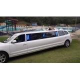 Comprar limousine nova em Toca do Tatu