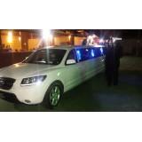 Comprar limousine nova melhor preço no Jardim Cachoeira