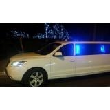 Comprar limousine nova onde localizar na Vila Elba