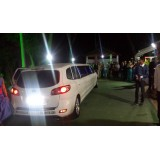 Comprar limousine nova preço baixo no Jardim Jua