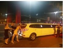 serviços de festa de aniversário na limousine na Vila Carlos de Campos