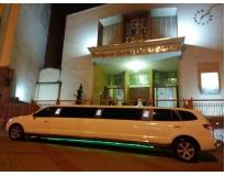 serviços de festa na limousine no Jardim Cláudia