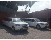 serviços de locação de limousine no Jardim Itapura