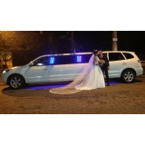 Empresa de limousine para festa de casamento no Jardim Sabará