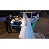Empresa de limousine para festa de casamento onde contratar na Vila Universitária