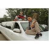 empresa de locação de limousine de festa Jardim das Rosas