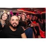 empresa de locação de limousine de festa Vila Facchini