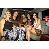 empresa de locação de limousine festa Morro Doce
