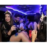 empresa de locação de limousine para casamento Vila Zilda