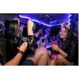 empresa de locação de limousine para casamentos Vila Vera