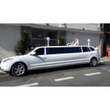 Fabricante de limousine no Conjunto Esmeralda