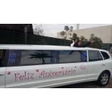 Festa de aniversário em limousine melhor preço no Jardim Luanda