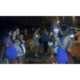 Festa de aniversário em limousine melhor preço no Jardim Ramala