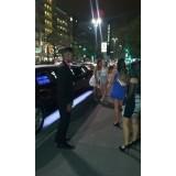 Festa de aniversário em limousine menor preço no Jardim Eva
