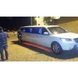 Festa de aniversário em limousine onde encontrar em Conchas