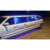 Festa de aniversário em limousine preço acessível no São Rafael