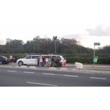 Festa de aniversário em limousine preço na Vila das Belezas