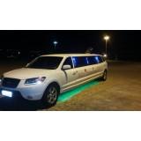 Festa de aniversário em limousine preço na Vila Raquel