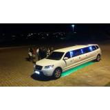 Festa de aniversário em limousine quanto custa na Chácara Santo Antônio