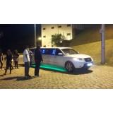 Festa de aniversário em limousine quanto custa na Vila Clara