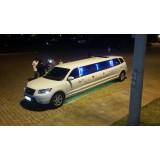 Festa de aniversário em limousine valor na Casa Verde