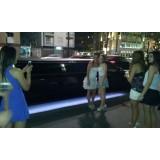 Festa de aniversário em limousine valor na Vila Mauad
