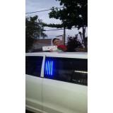 Limousine a venda onde localizar na Vila São Luiz
