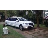 Limousine a venda valor acessível na Vila Campestre