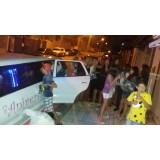 Limousine comprar preço baixo na Vila São Geraldo