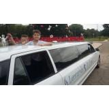 Limousine de luxo menor preço na Chácara São Silvestre