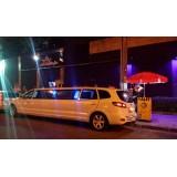 Limousine de luxo onde contratar na Taboão