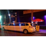 Limousine de luxo onde contratar na Vila Pizzotti